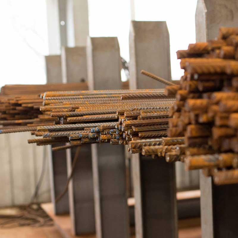 Webseite erstellen Stahlhandel